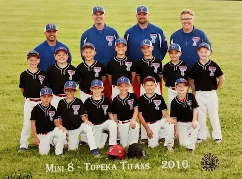 Topeka Titans Baseball