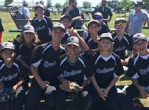 Oakland Cyclones Baseball