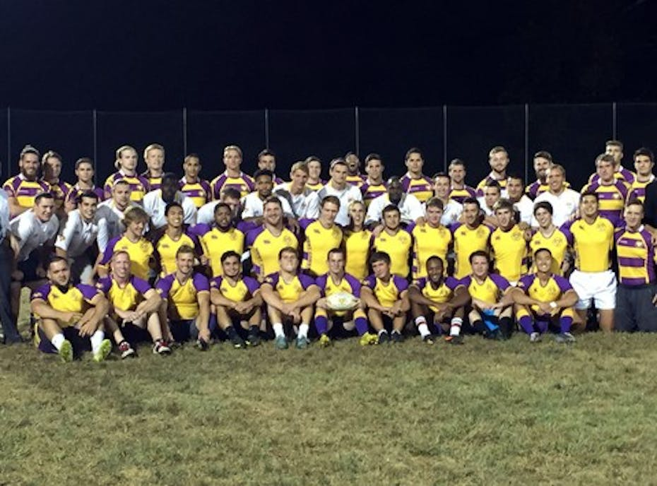 West Chester Men's Rugby (WCU)