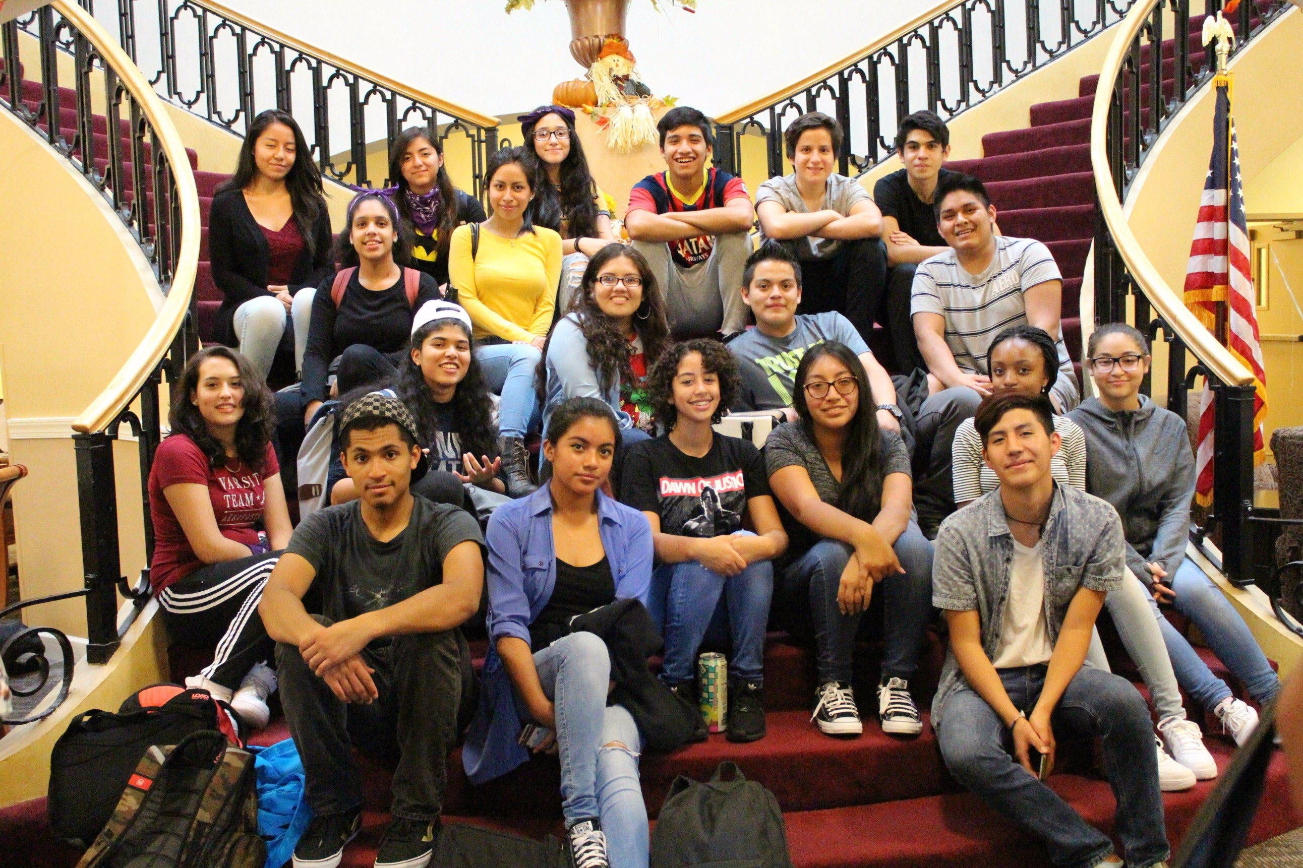 PHS Interact Club (Peekskill High School)