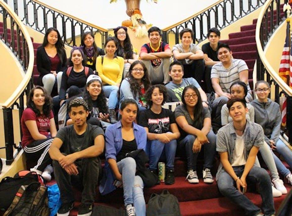 PHS Interact Club (Peekskill High School)