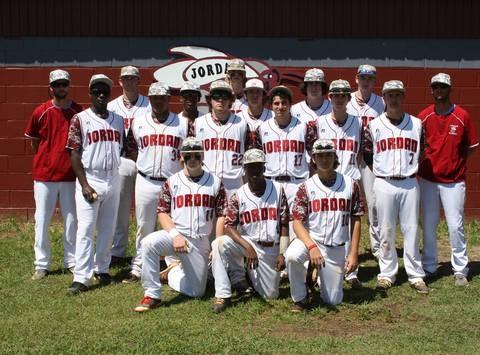 Jordan Red Jackets Baseball