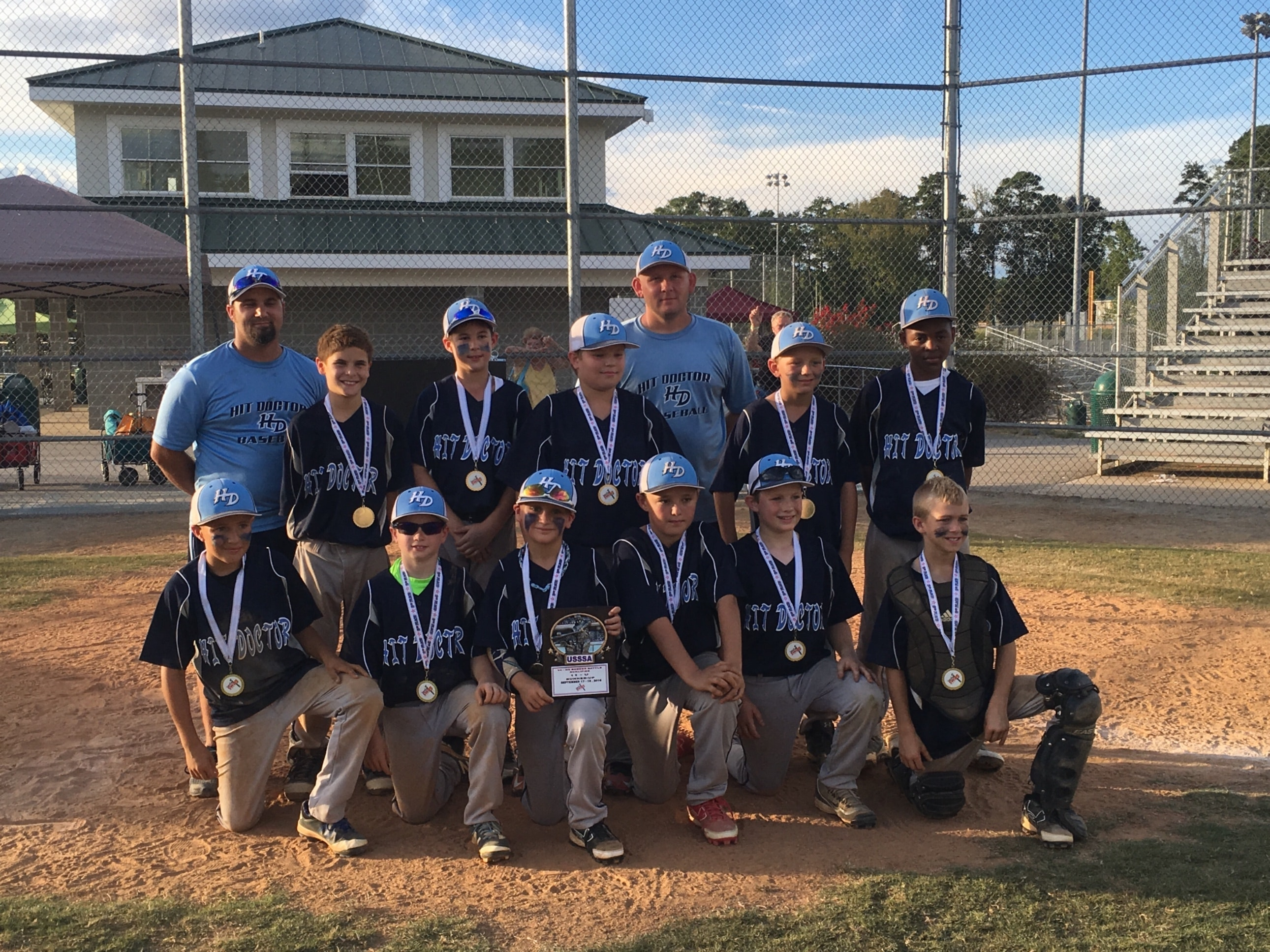 Hit Doctor Baseball 11u