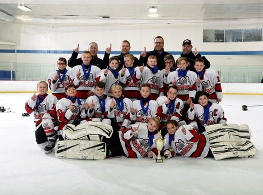 ice hockey fundraising - Stittsville Major Atom Rams
