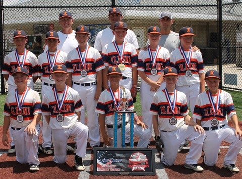 Team Illini 13u Baseball-Arview