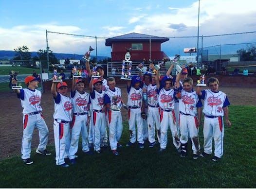 baseball fundraising - Casper Crush COOPERSTOWN