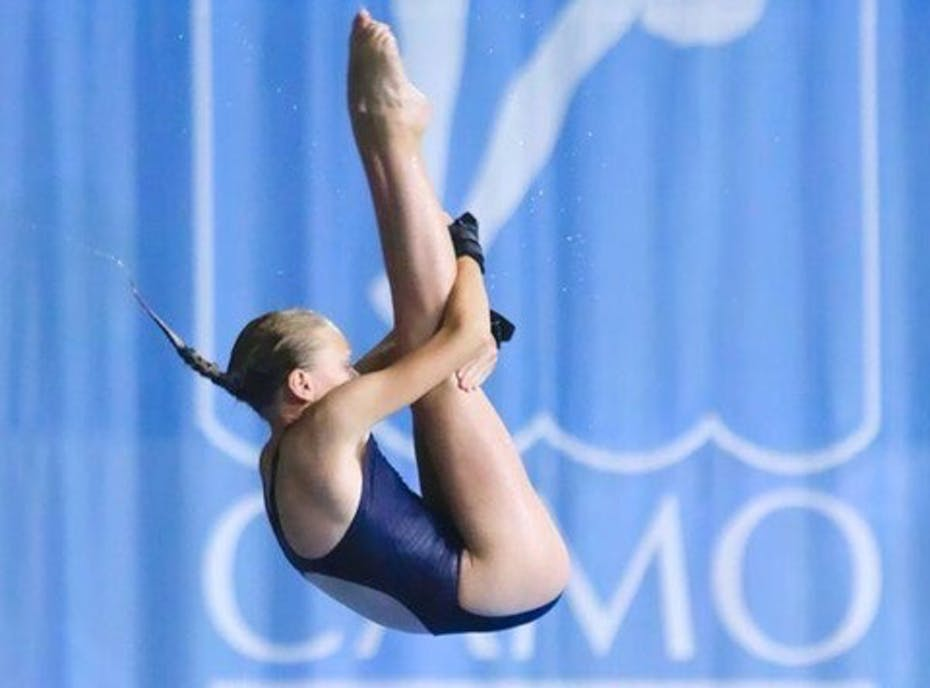 Lauryn Bonnar, Boardworks Diving