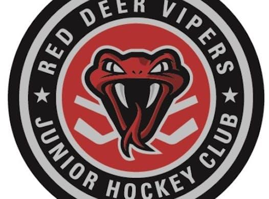 ice hockey fundraising - Red Deer Vipers Junior Hockey Club