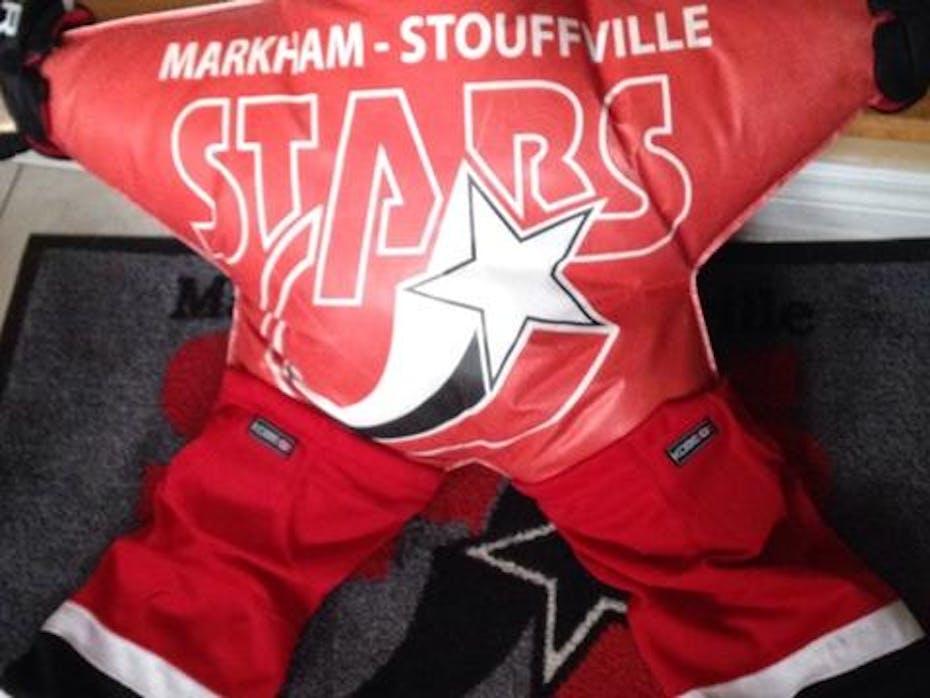 Markham Stouffiville Stars Atom AA Team