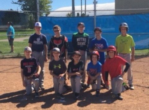 baseball fundraising - Webster Warthogs 12u - Hill