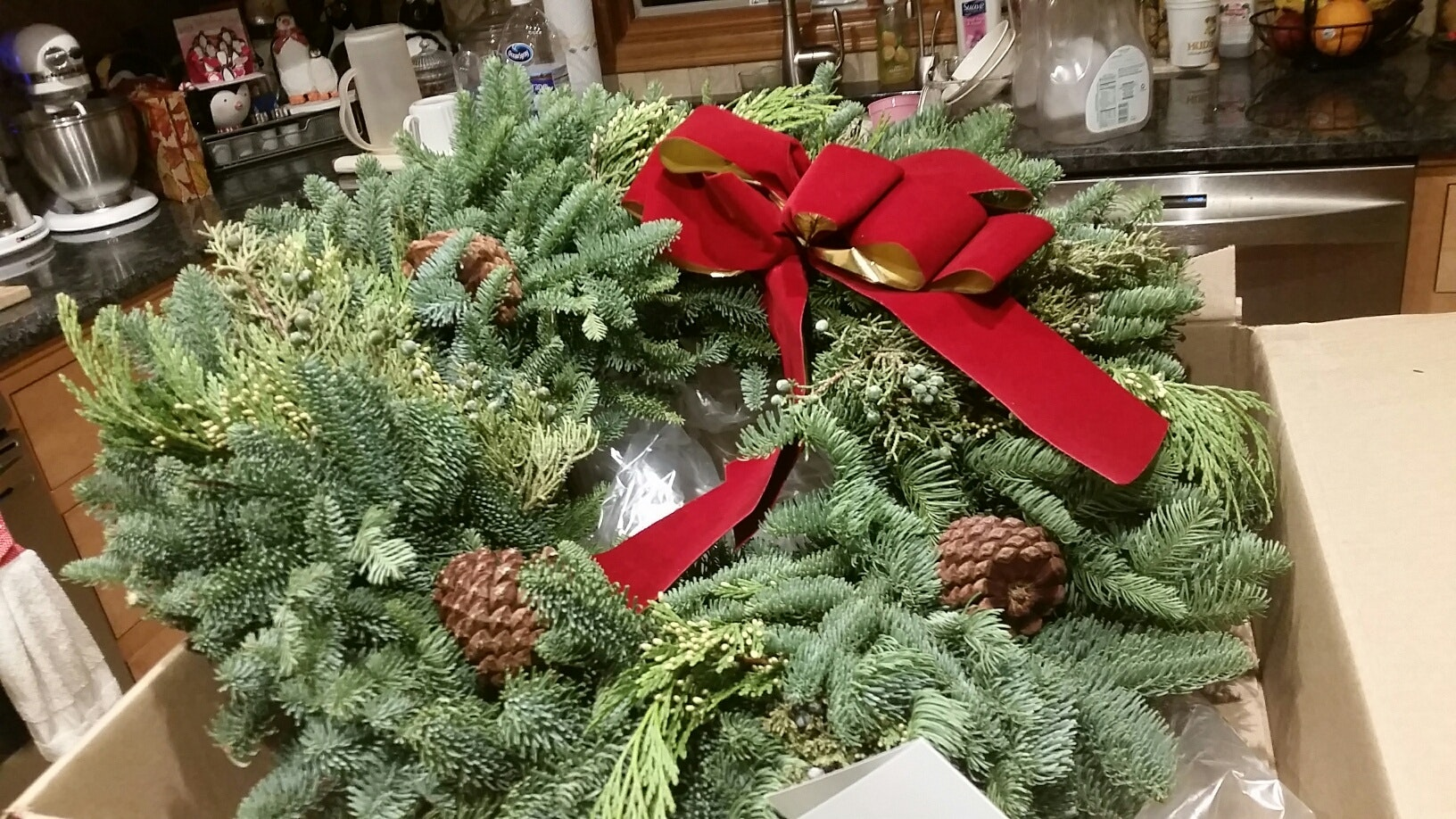 2016 CHS Wreath Fundraiser -Cuyahoga Heights