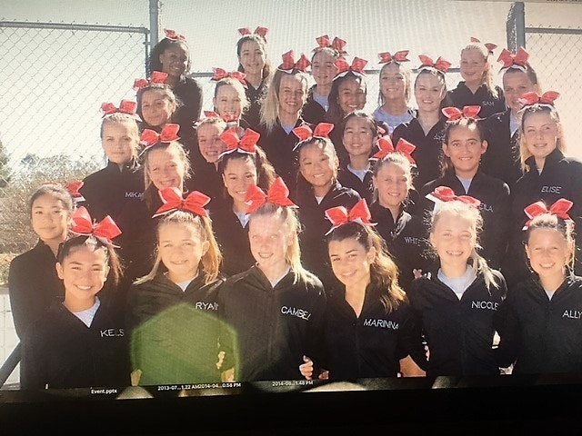 Pop Warner PV Varsity Cheer