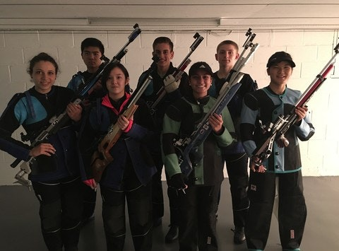 other group, team, or cause fundraising - Maspenock Junior Rifle Team