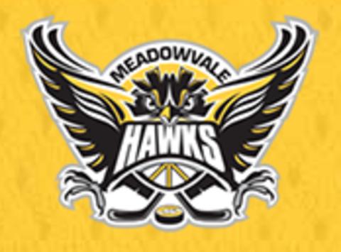 Meadowvale Hawks Minor PeeWee - RED