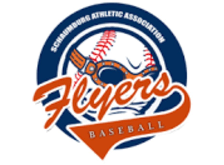 8U Schaumburg Flyers Baseball Team