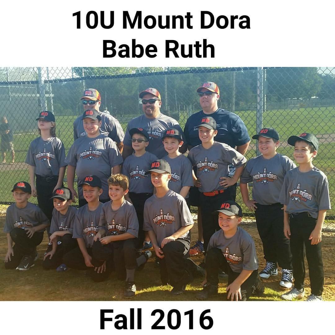 Mount Dora Babe Ruth