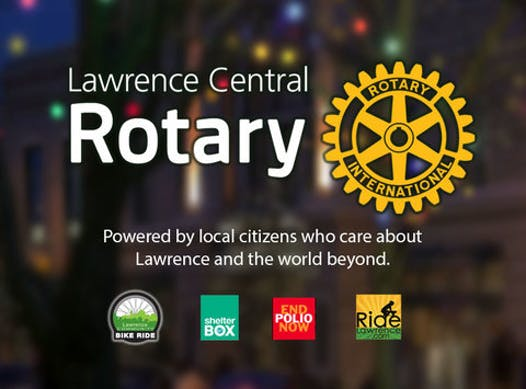 rotary club fundraising - Lawrence Central Rotary