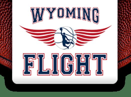 basketball fundraising - 2026 Wyoming Flight Blue