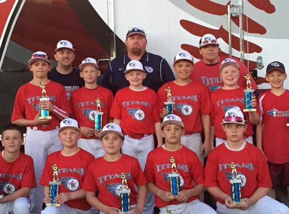 Twin City Titans 12U