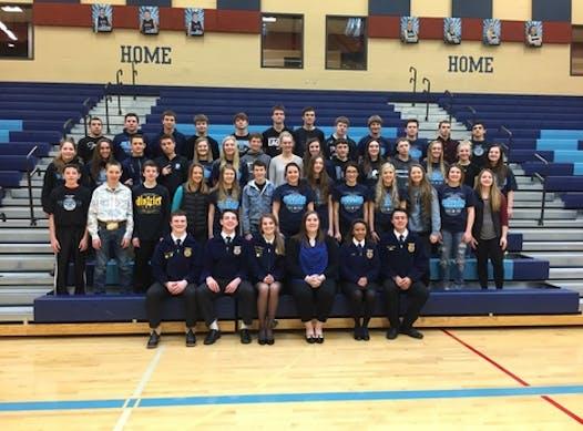 student clubs fundraising - Freeman FFA