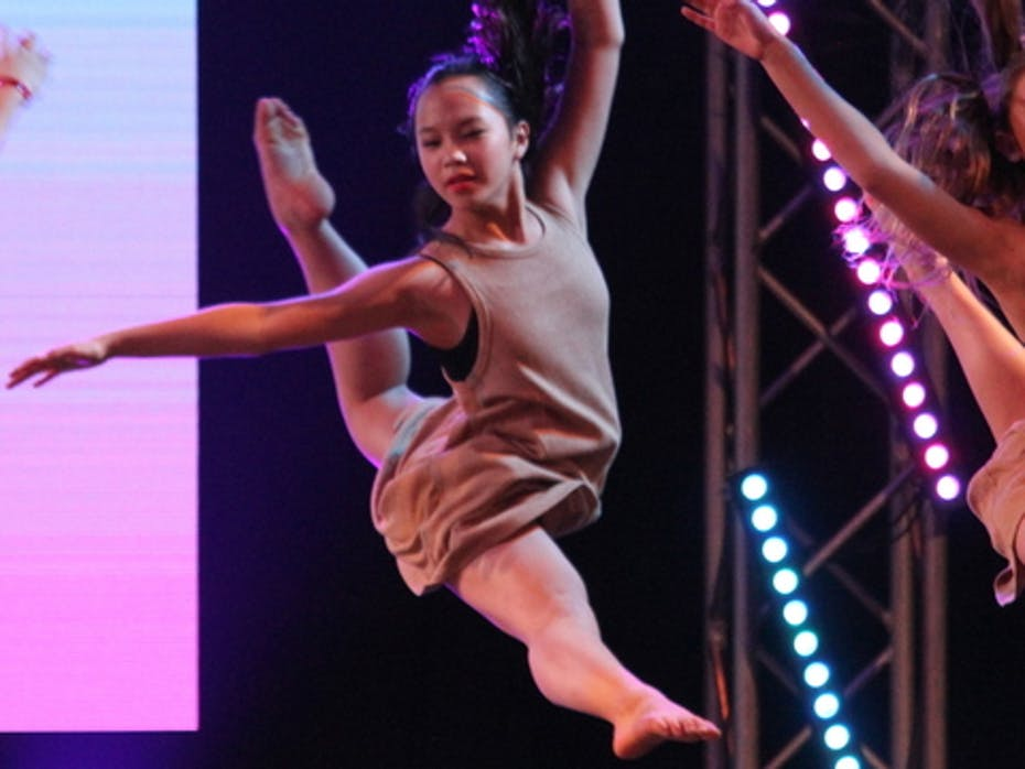 Abby Dang Project Dance