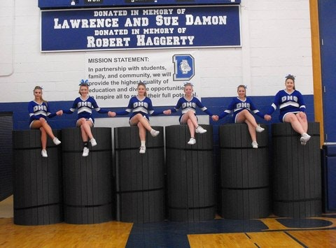Durand High School Cheer