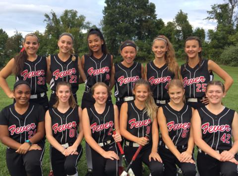 softball fundraising - Maryland Fever 03 Fastpitch