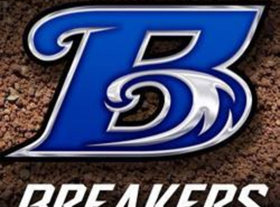 Breakers 14u Blue