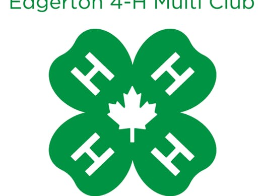 non-profit & community causes fundraising - Edgerton 4H Multi Club