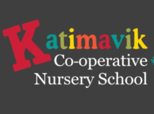 daycare & nurseries fundraising - Katimavik Co-Operative Nursery School
