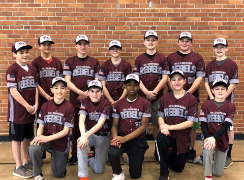 baseball fundraising - Hillsborough Rebels 13U