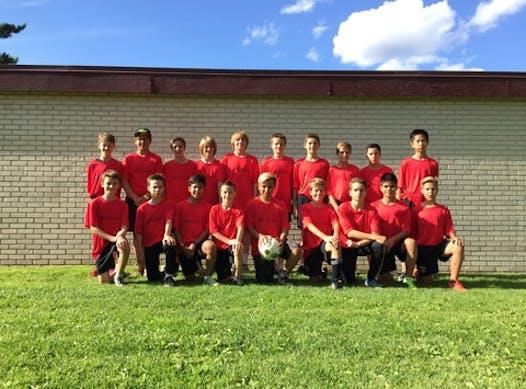 soccer fundraising - Barca Boys 2017