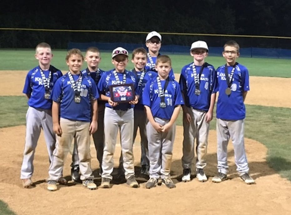 Killer Kleats 11u Baseball