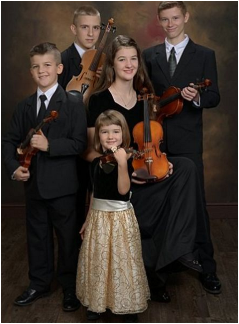 Emrich Strings Camp Fund Raiser