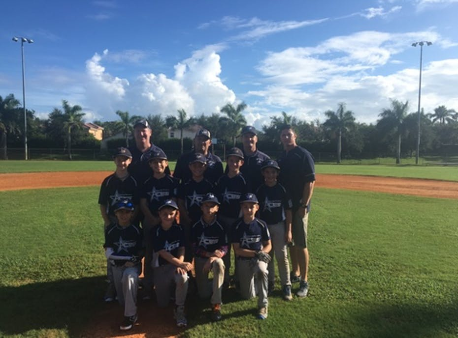 Howard Palmetto Aces 12u