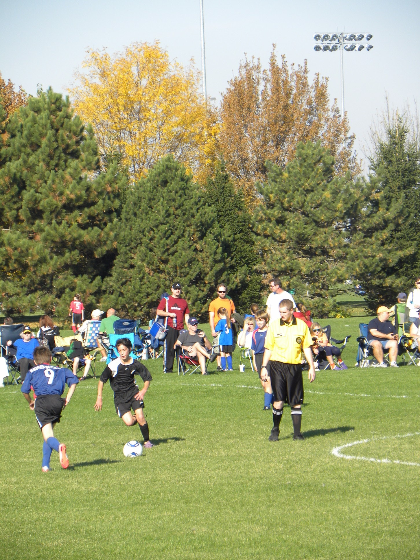 Crystal Lake Soccer Federation