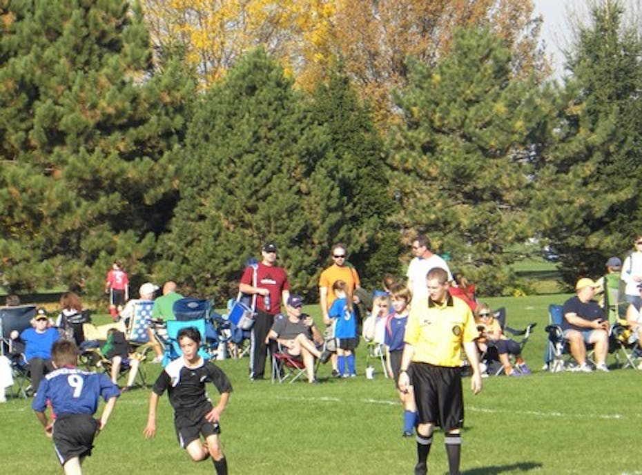 Crystal Lake Soccer Federation