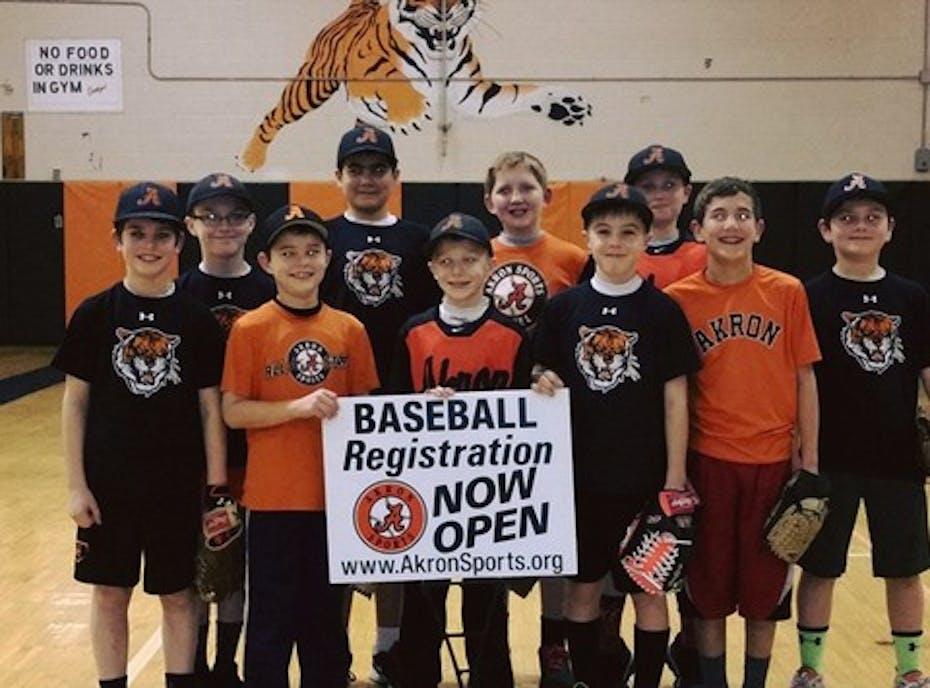 Akron Tigers 12U