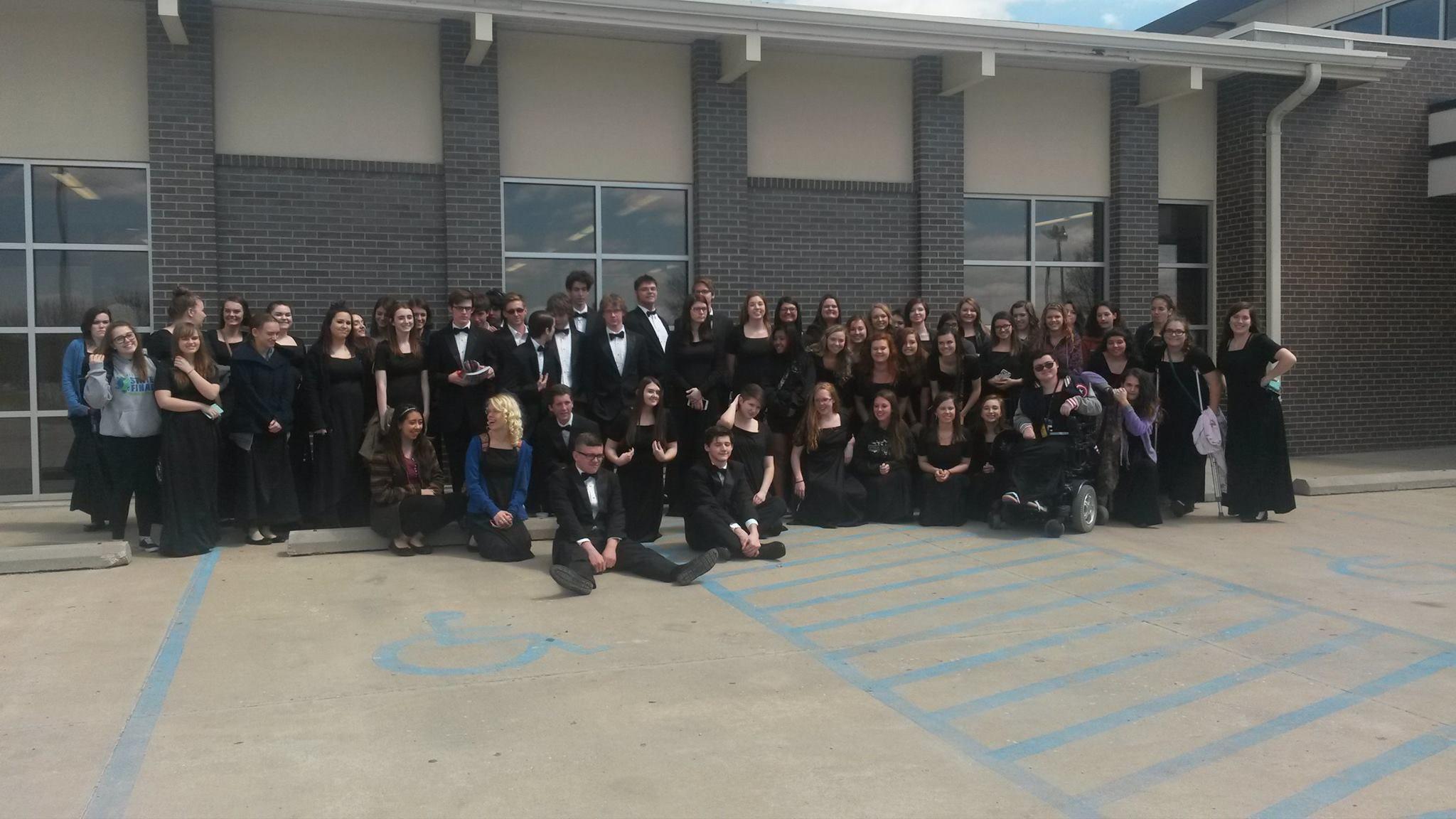 Savannah High School Choir