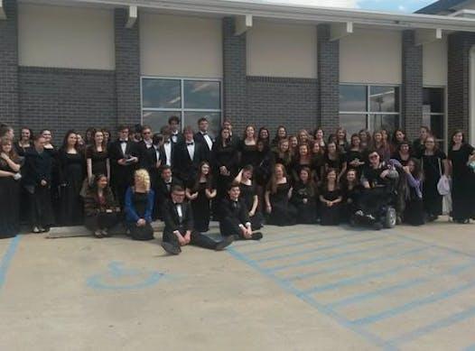 choir fundraising - Savannah High School Choir
