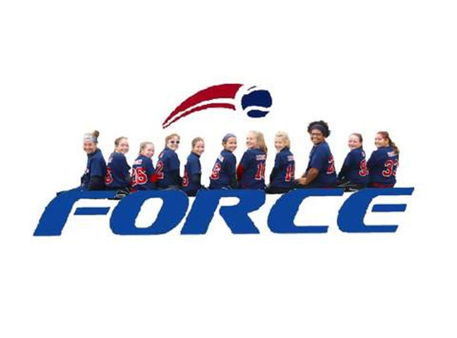 Delco Force 12u Red