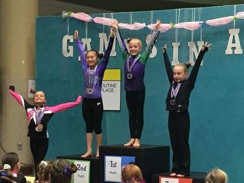 gymnastics fundraising - Transform Academy