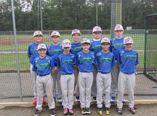 baseball fundraising - Hanover Vipers 11U Baseball