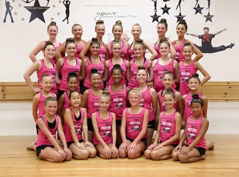 Jersey Girls Allstar Dance Team