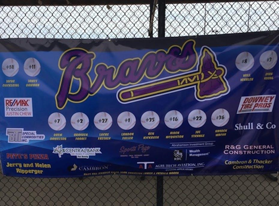 Indianola Braves 11U