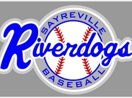 sports teams, athletes & associations fundraising - Sayreville Riverdogs Grey