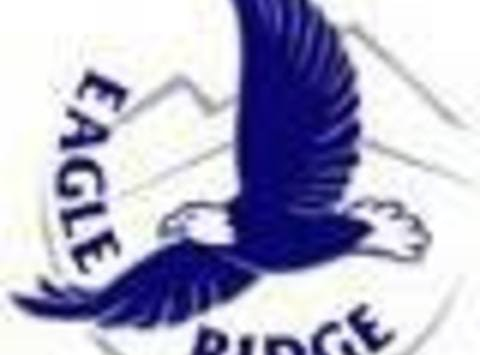 Eagle Ridge Elementary loves to read!