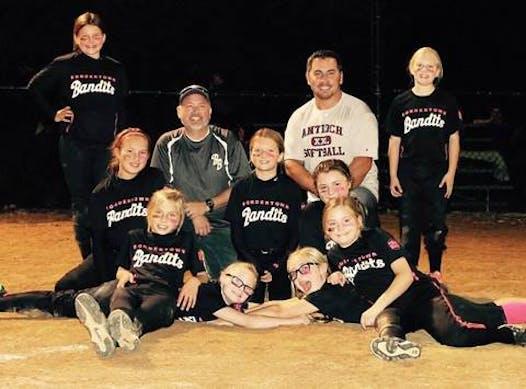 softball fundraising - Bordertown Bandits 10U