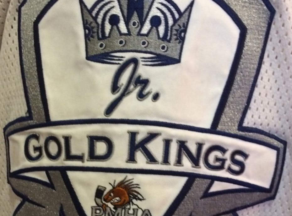 Atom Junior Gold Kings