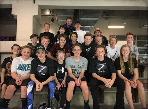 Foothills Hockey Association Bantam A